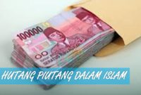 hutang-dalam-islam