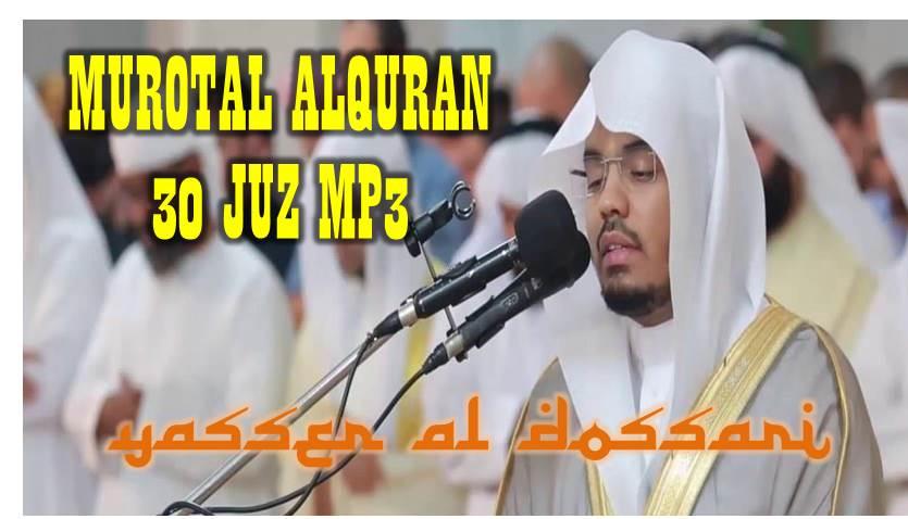 yasser-al-dossari-mp3-murotal-al-quran-30-juz