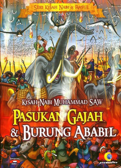 Kisah Raja Abrahah Dan Burung Ababil Pondok Islami Menebar