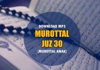 Download-MP3-Murottal-Juz-30-Murottal-Anak