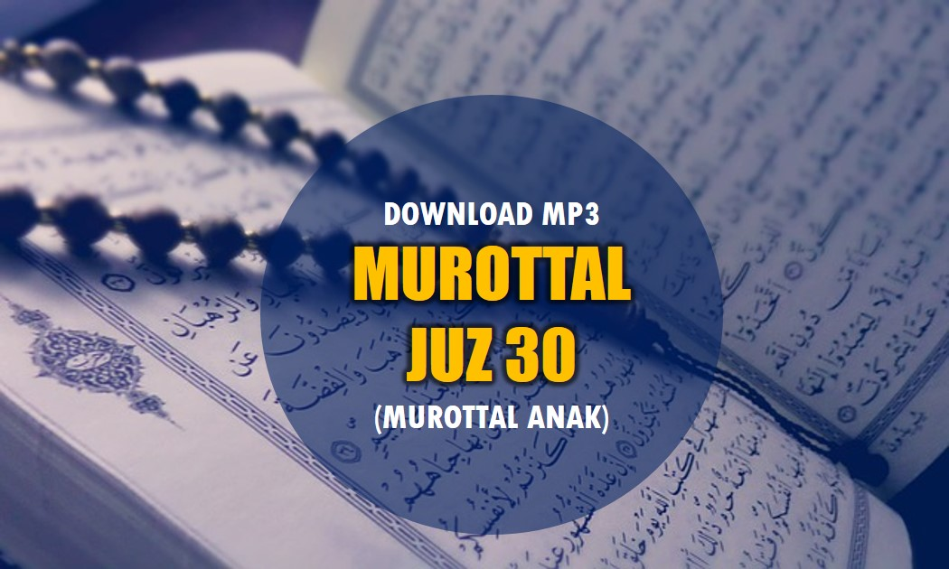 Download-MP3-Murottal-Juz-30-Murottal-Anak