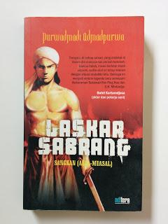 Laskar-Sabrang-Sangkan-wakaf-buku-syaamil-quran
