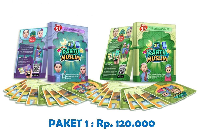 kartu-muslim-3d-ar-paket-wudhu-dan-shalat