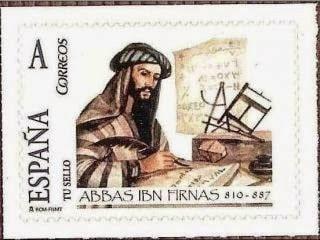 abbas-ibn-firnas-perangko