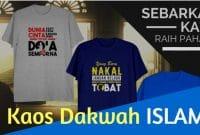 kaos-dakwah-islami