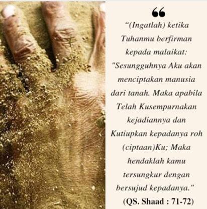 kisah-nabi-adam-dan-siti-hawa-diciptakan-dari-tanah