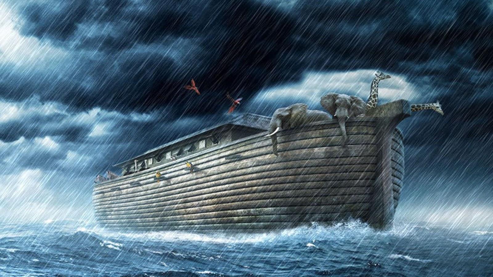 kisah-nabi-nuh-lengkap-dan-mukjizat-nabi-nuh