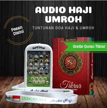 Audio Haji Umroh