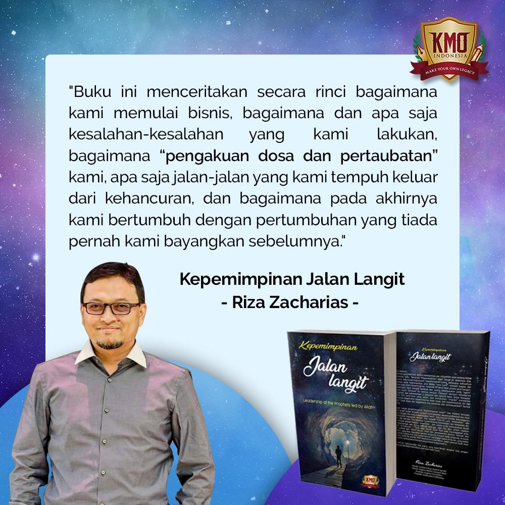 Quote Kepemimpinan Jalan Langit Riza