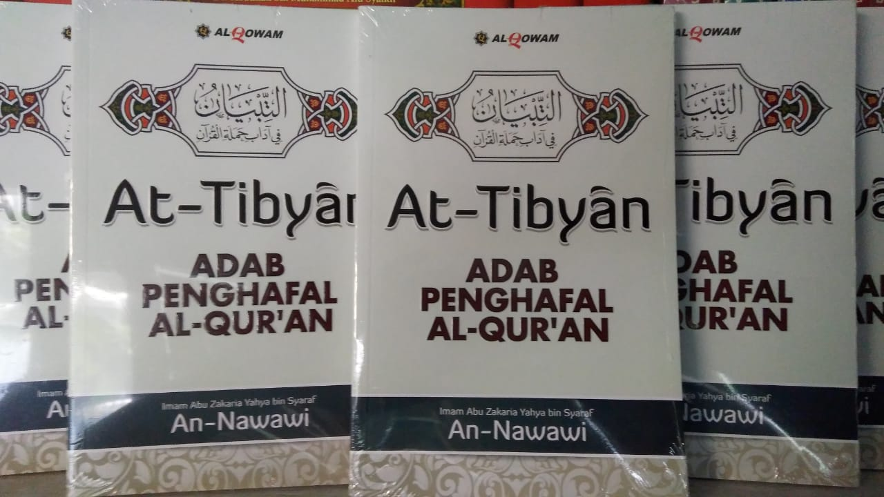 at-tibyan-imam-nawawi
