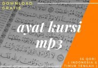 download-ayat-kursi-merdu-mp3