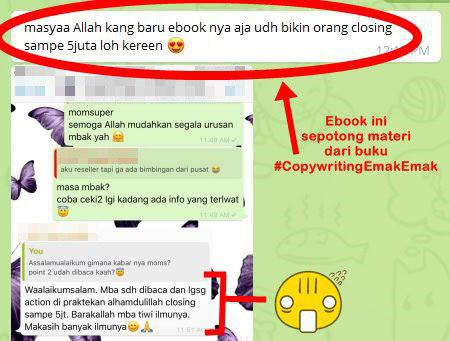 testimoni-ebook-gratis-copywriting-simple-ala-emak-emak