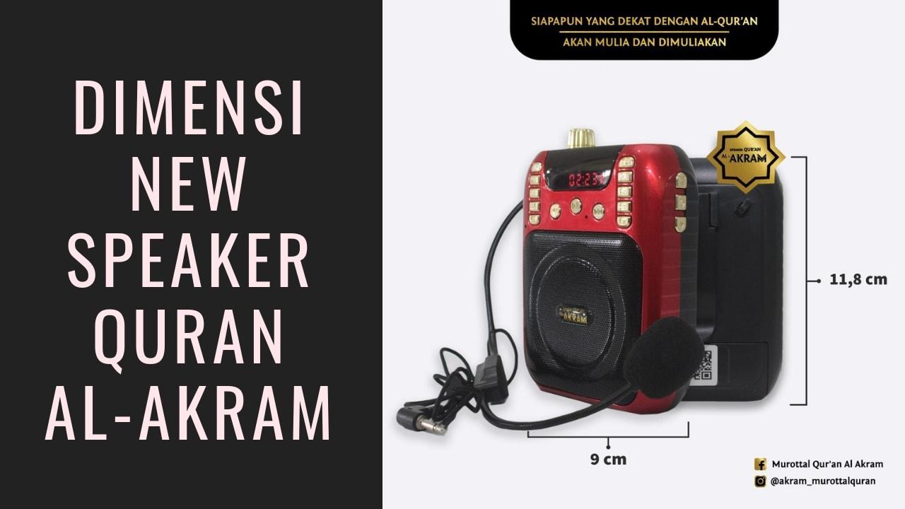 ukuran-speaker-quran-al-akram-ultimate-min