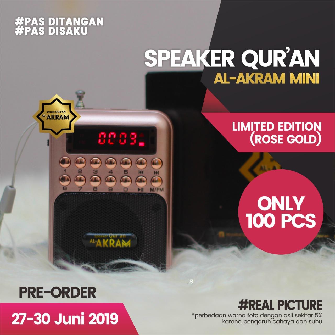 promo-speaker-quran-mini-rose-gold