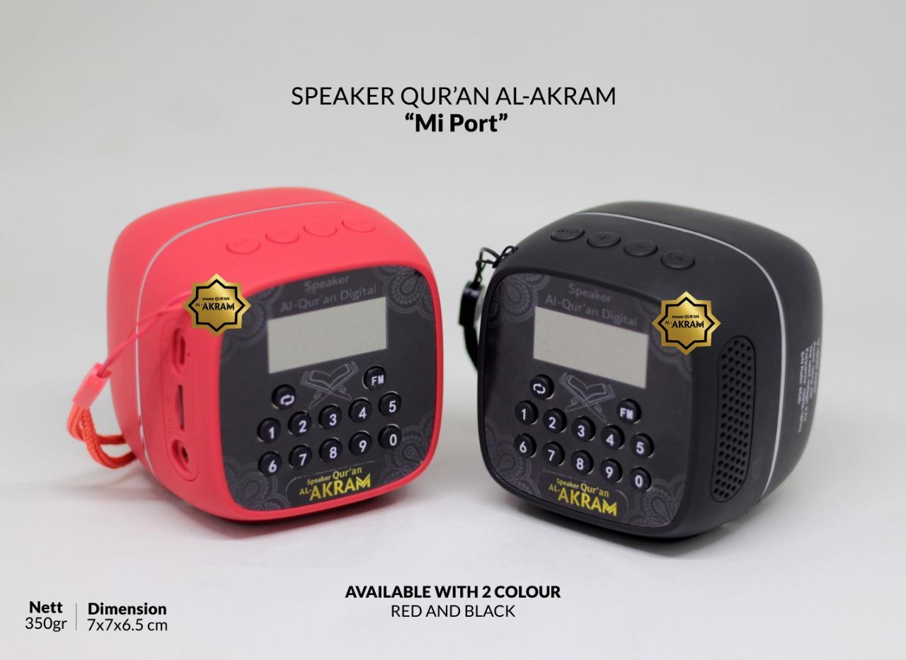 warna-speaker-quran-alakram-miport