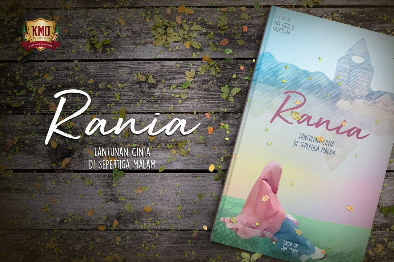 Novel-Rania-Header