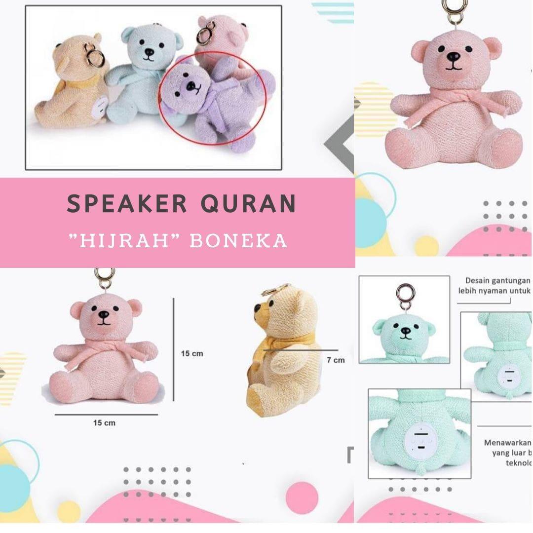 Speaker Boneka