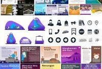 50 Template Powerpoint Slide Dakwah Gratis