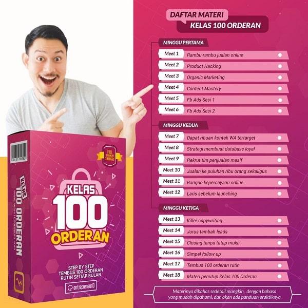 kelas-100-orderan-materi
