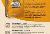Apa itu Mentoring Organic Marketing