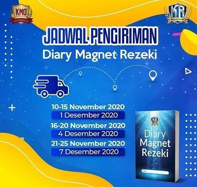 diary-magnet-rezeki-jadwal-kirim