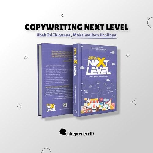 buku copywriting next level entrepreneurID