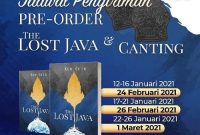 novel-sci-fi-indonesia-the-lost-java-jadwal-kirim