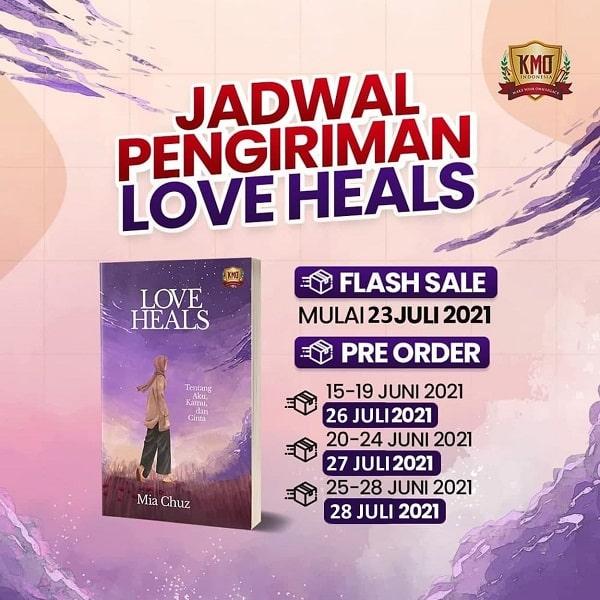 novel-love-heals-jadwal-kirim-po