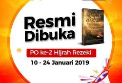 Pre-Order Ke-2 Buku Hijrah Rezeki Ustadz Arafat
