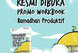 Workbook Ramadhan Produktif : Jadikan Ramadhan Tahun Ini Lebih Produktif