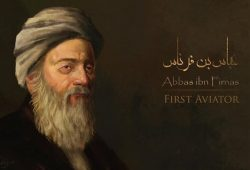 Biografi Tokoh Ilmuwan Islam : Abbas Bin Firnas Sang Penemu Pesawat Terbang