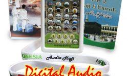 Kumpulan Doa Ibadah Haji Dan Umroh Lengkap Dalam Digital Audio Haji