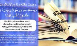 Doa Sebelum Belajar Dan Doa Sesudah Belajar Lengkap Dengan Latin Dan Artinya