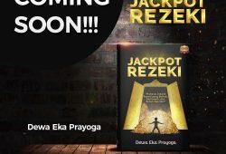 Buku JACKPOT REZEKI – Rahasia Rezeki Berkah dan Berlimpah