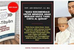 """Kitab """"AT-TIBYAN"""", Adab Penghafal Al Quran Karangan Imam Nawawi"""