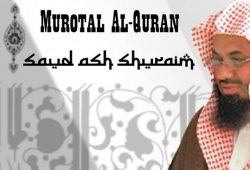 Download Murotal Alquran 30 Juz MP3 Syaikh Saud Ash-Shuraim