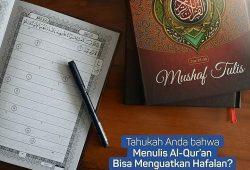 Mushaf Tulis Syaamil Quran : Produk Terbaru Syaamil Quran Menyambut Ramadhan 1439 H