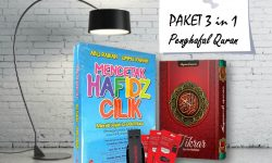 Paket Ramadhan 3 in 1 Untuk Para Penghafal AlQuran