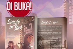 "Cooming Soon : Novel ""SINGLE IN LOVE"""