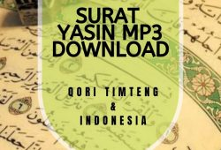 Surat Yasin MP3 Download Gratis Format MP3