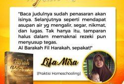 Testimoni Buku Hijrah Rezeki Ustadz Arafat